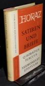Horatius, Satiren und Briefe