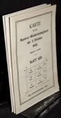 Karte, 3. Division 1930 / Sued