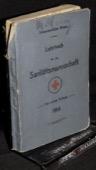 Schweizerische Armee, Lehrbuch Sanitaetsmannschaft