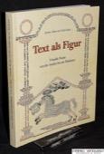 Adler / Ernst, Text als Figur