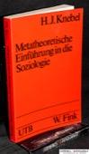 Knebel, Metatheoretische Einfuehrung in die Soziologie