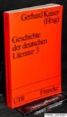 Kaiser, Geschichte der deutschen Literatur 3