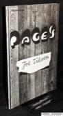 Joe Tilson, Pages. Recent Work