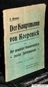 Brenner, Der Hauptmann von Koepenick