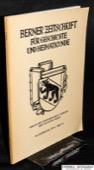 Berner Zeitschrift , 1973/4