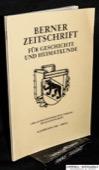 Berner Zeitschrift , 1982/3