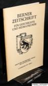 Berner Zeitschrift , 1975/3