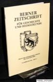 Berner Zeitschrift , 1985/2
