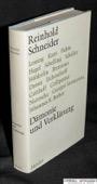 Schneider, Daemonie und Verklaerung