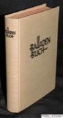 Avenarius, Balladenbuch