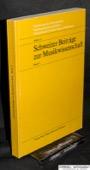 Schweizer Beitraege, zur Musikwissenschaft [3]
