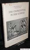 Ganz / Seeger, Das Chorgestuehl in der Schweiz