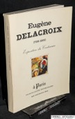 Serullaz, Eugene Delacroix