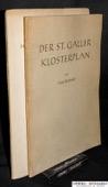 Reinhardt, Der St. Galler Klosterplan