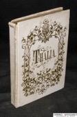 Thalia, Taschenbuch fuer 1863