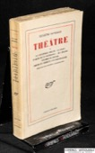 Ionesco, Theatre [1]