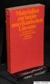 Materialien, zur lateinamerikanischen Literatur