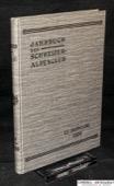 SAC, Jahrbuch 055 / 1920