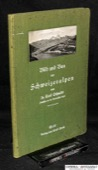 Schmidt, Bild und Bau der Schweizeralpen