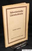 Korrodi, Schweizerische Literaturbriefe