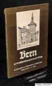 Tieche, Bern. 24 Bleistiftzeichnungen