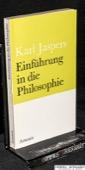 Jaspers, Einfuehrung in die Philosophie