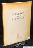 Presence, de Ramuz