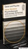 Strotzka, Psychotherapie und soziale Sicherheit