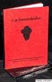 Berendsohn, t - ein nekroskopisches tagebuch
