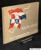 Route-atlas, Rotterdamschen Lloyd