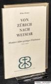 Ernst, Von Zuerich nach Weimar