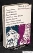 Ibsen, Meisterdramen
