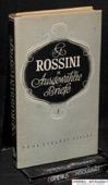 Rossini, Ausgewaehlte Briefe