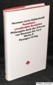 Goldschmidt, Pestalozzis unvollendete Revolution