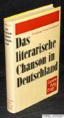 Ruttkowski, Das literarische Chanson in Deutschland