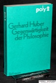 Huber, Gegenwaertigkeit der Philosophie