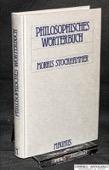 Stockhammer, Philosophisches Woerterbuch