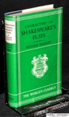 Hazlitt, Characters of Shakespeare's plays