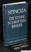 Spinoza, Die Ethik