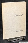 Bertolt Brecht, 1956/1966