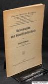 Hoffmann, Reformation und Gewissensfreiheit