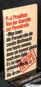 Proudhon, Von der Anarchie zur Pornokratie