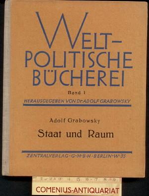 Grabowsky .:. Staat und Raum