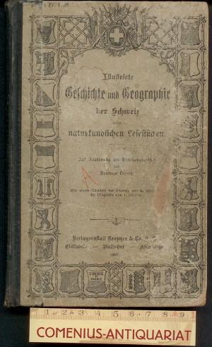 Marty / Stutz / Buehlmann .:. Illustrirte Geschichte und Geographie