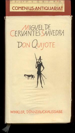 Cervantes .:. Don Quijote