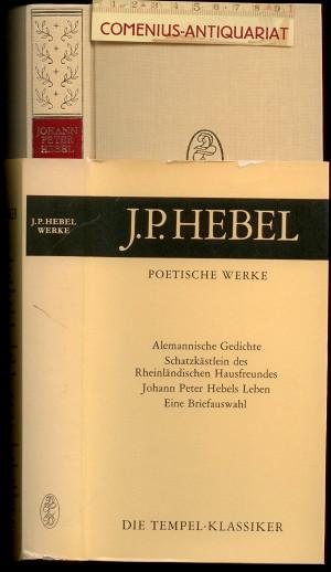 Hebel .:. Poetische Werke