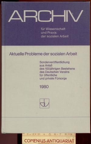 Achinger .:. Aktuelle Probleme der sozialen Arbeit