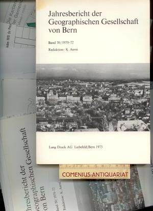 Aerni .:. Bern - von der Naturlandschaft zur Stadtregion