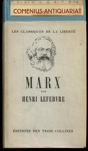 Lefebvre .:. Marx, 1818-1883