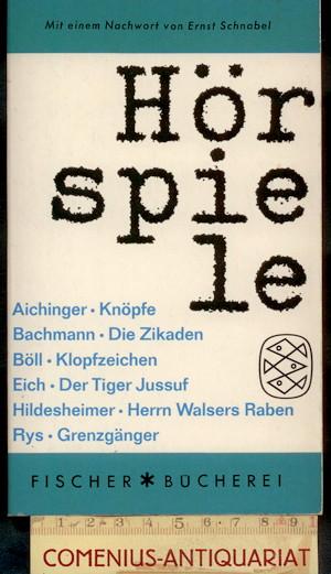 Fischer Buecherei 378 .:. Hoerspiele